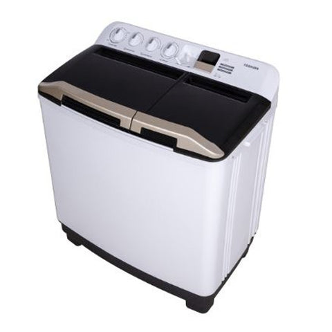 TOSHIBA 11KG TWIN TUB WASHING MACHINE (VH-H120WPH)