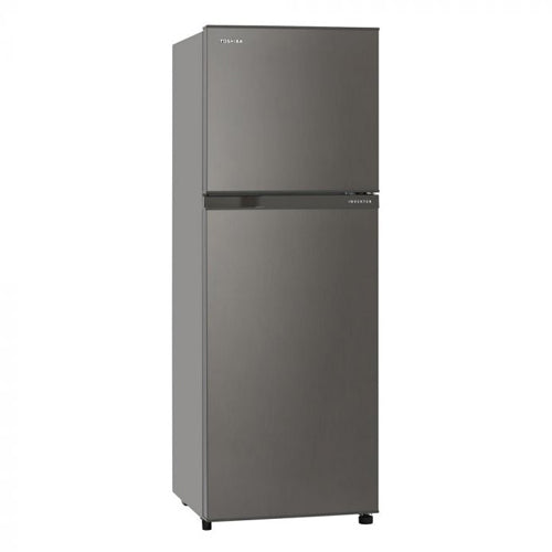TOSHIBA TWO-DOOR REFRIGERATOR (GR-A25PS(DS))