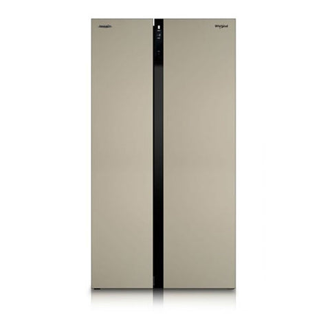 WHIRLPOOL 21CUFT SIDE BY SIDE REFRIGERATOR (6WSP21NIHPG)