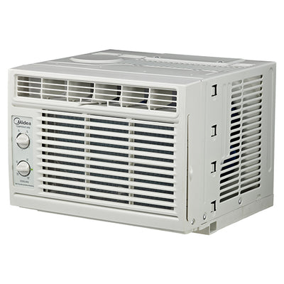 MIDEA 0.6 HP WINDOW TYPE AIR CONDITIONER (FP51ARA06HMNV-N5)