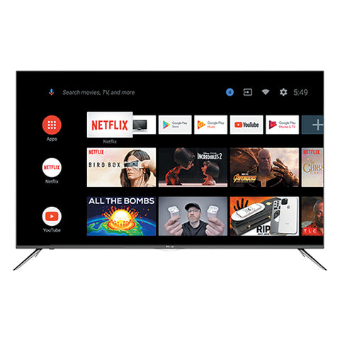 HAIER 55-INCH SMART UHD TV (LE55K6600UG)