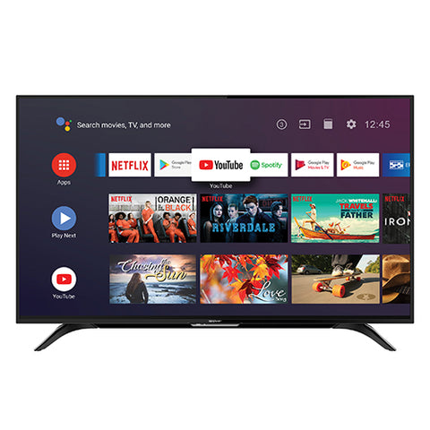 SHARP 50-INCH 2K ANDROID  TV (2T-C50BG1X)