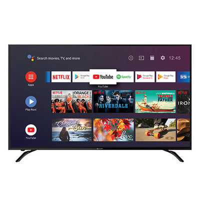 SHARP 60-INCH ANDROID  TV (4T-C60BK1X)
