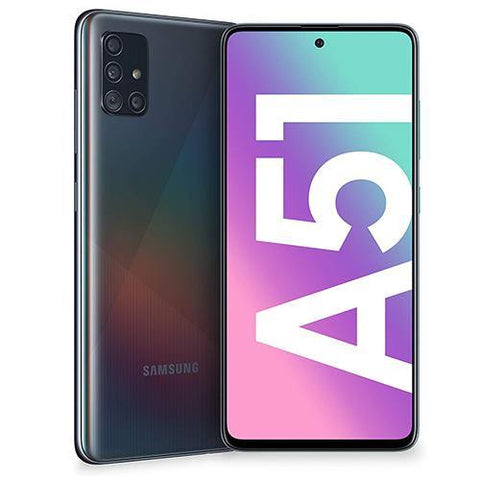 GALAXY A51 (8GB +128GB) PRISM CRUSH BLACK