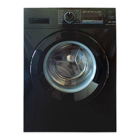 AMERICAN HOME 9KG FRONTLOAD WASHING MACHINE (AWFL-S1809XLT)