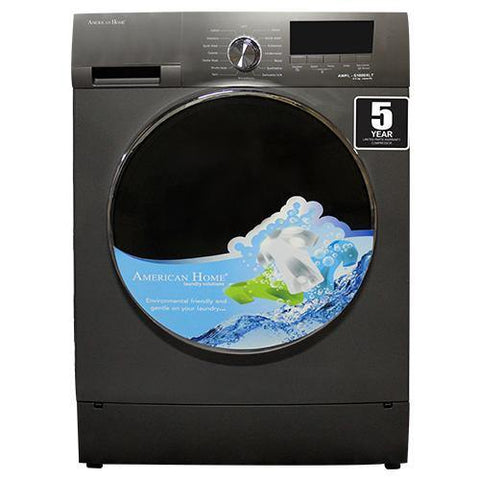 AMERICAN HOME 7KG FRONTLOAD WASHING MACHINE (AWFL-S1807X)