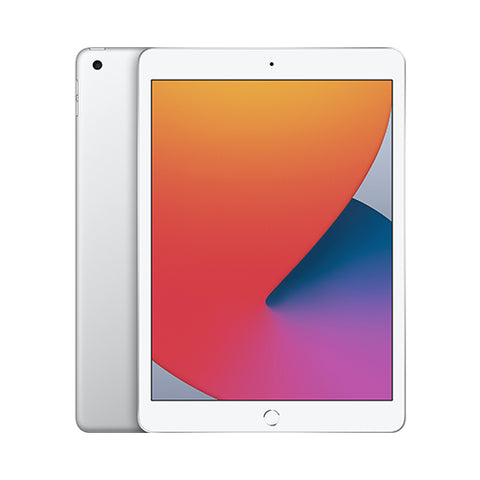 iPAD 8TH GEN WI-FI 32GB SILVER