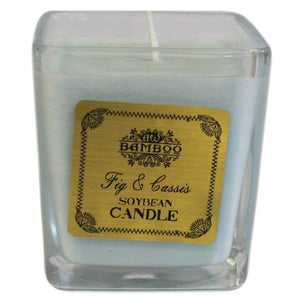 Fig & Cassis Soybean Jar Candles - Gift2U.co.uk - Unique gifts online to You