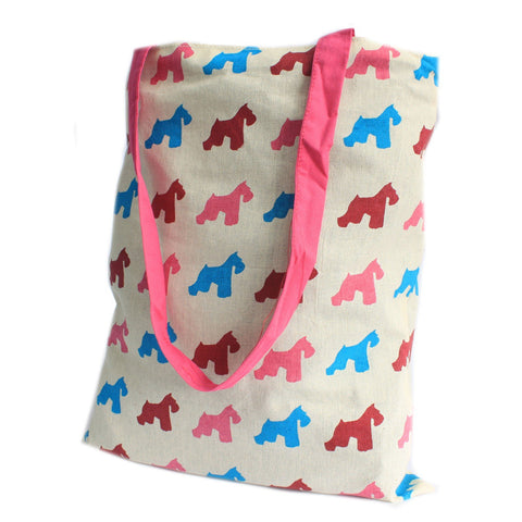 Pinky Scotty Reversible Tote Bag Large - Gift2U.co.uk - Unique gifts online to You