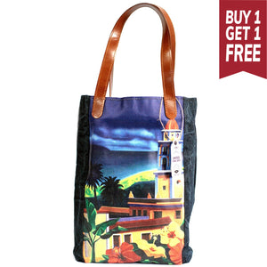 Cuba Vintage Travel Bag - Gift2U.co.uk - Unique gifts online to You