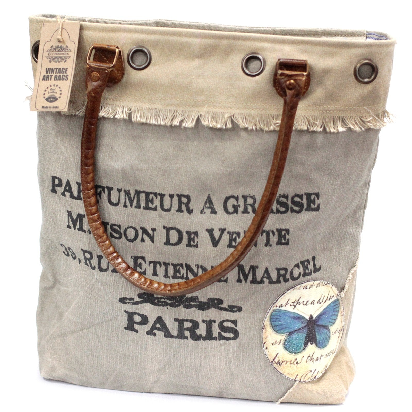 Vintage Bag - Parfumeur a Grasse - Gift2U.co.uk - Unique gifts online to You