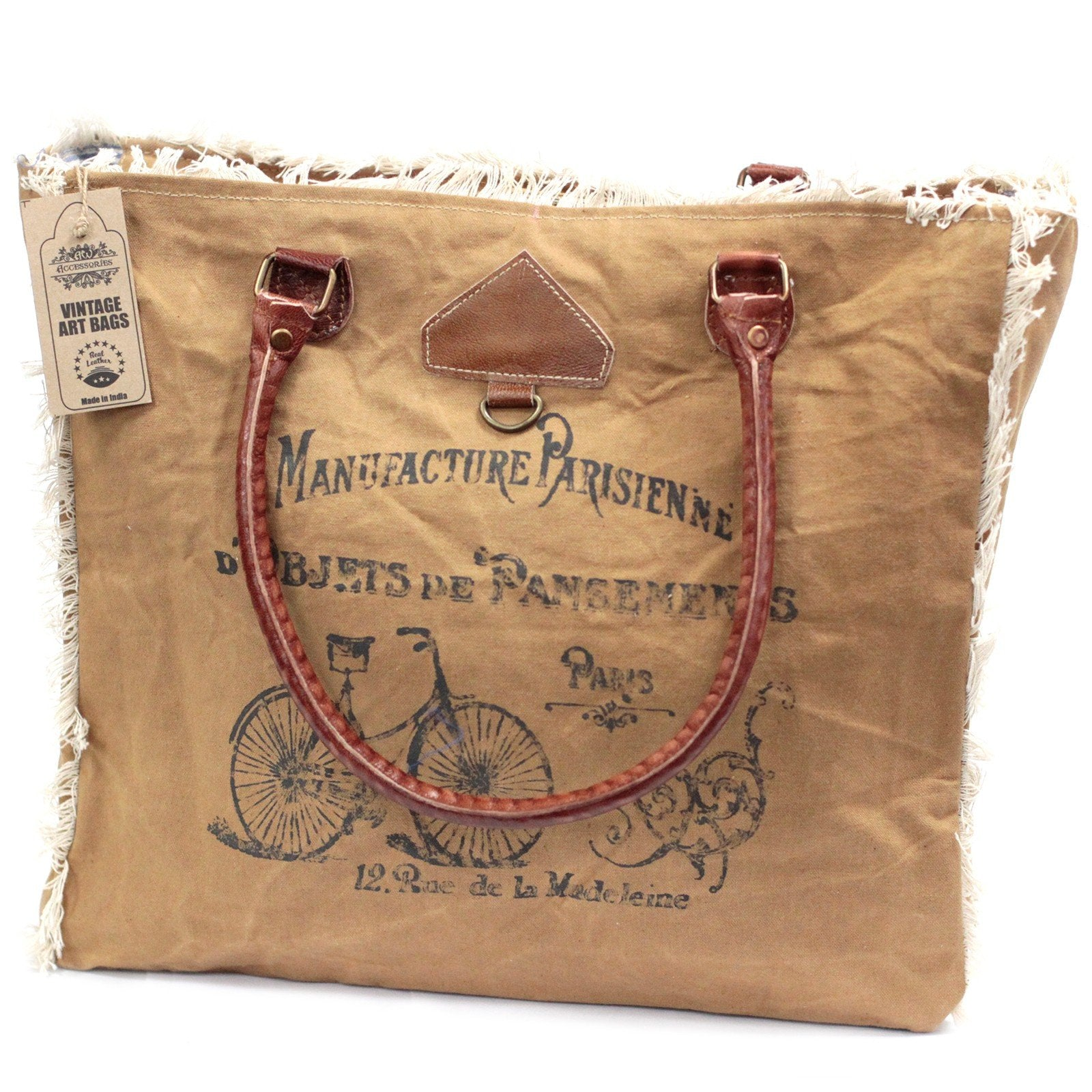Vintage Bag - D'object de Pansements - Gift2U.co.uk - Unique gifts online to You