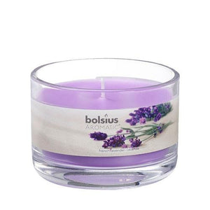 French Lavender Aromatic Scented Candle Jars - Gift2U.co.uk - Unique gifts online to You