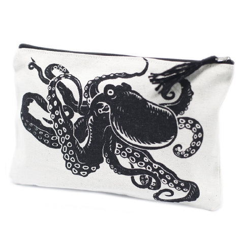 Tentacles Classic Zip Pouch - Gift2U.co.uk - Unique gifts online to You