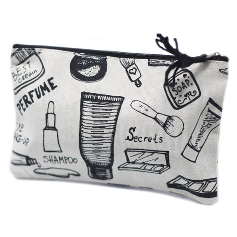 Gorgeous Secret Classic Zip Pouch - Gift2U.co.uk - Unique gifts online to You