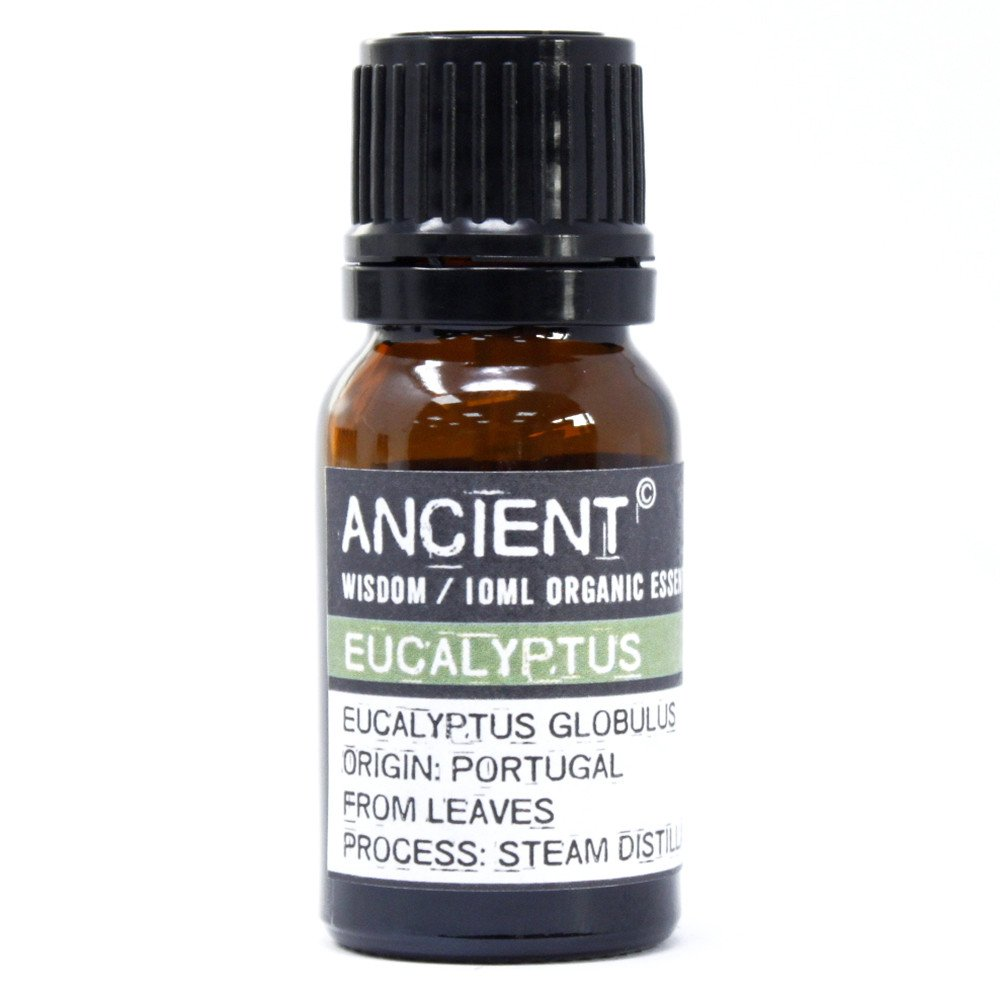 Eucalyptus Organic Essential Oil 10ml - Gift2U.co.uk - Unique gifts online to You