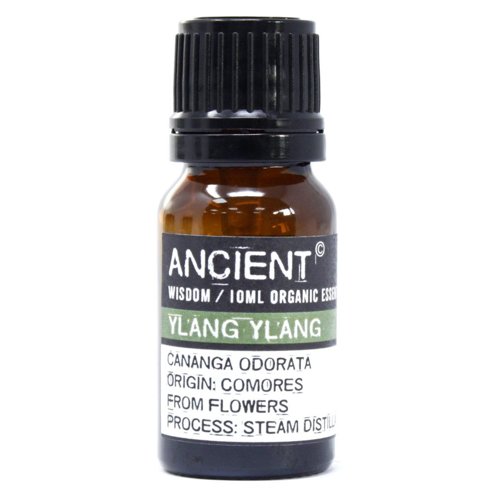 Ylang Ylang Organic Essential Oil 10ml - Gift2U.co.uk - Unique gifts online to You