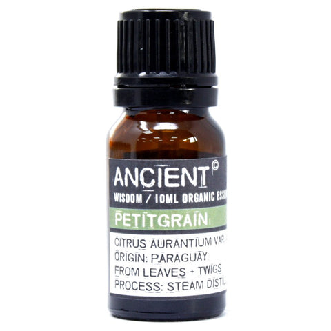 Petitgrain Organic Essential Oil 10ml - Gift2U.co.uk - Unique gifts online to You