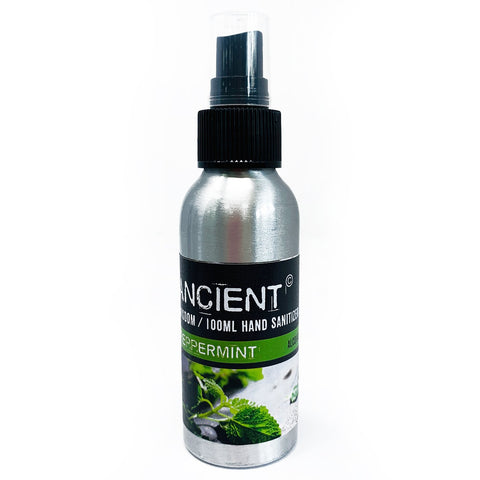 Peppermint Aromatherapy Hand Sanitiser Spray - Gift2U.co.uk - Unique gifts online to You