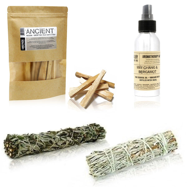Cleanse your Space Kit - Gift2U.co.uk - Unique gifts online to You