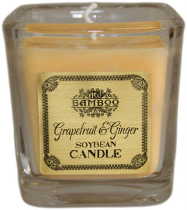 Grapefruit & Ginger Soybean Jar Candles - Gift2U.co.uk - Unique gifts online to You