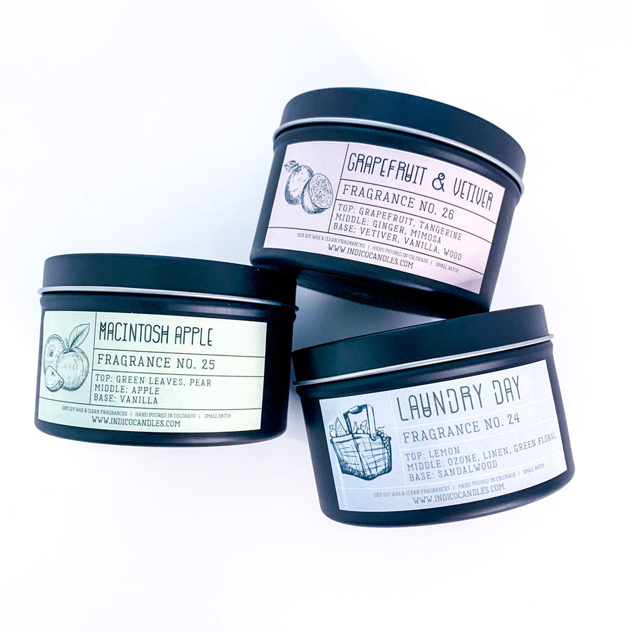 8 oz Tin Spring Trio Gift Set