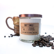 Load image into Gallery viewer, 12 oz Glass Jar - Fresh Coffee