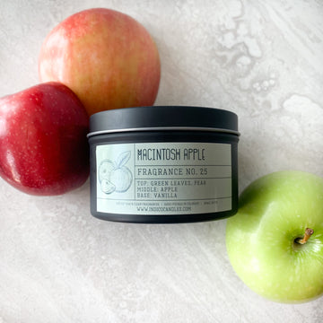 8 oz Tin Macintosh Apple