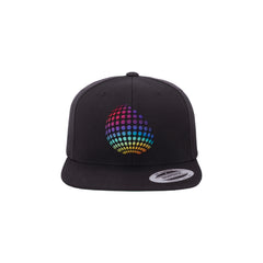 Family Dance Party Flat Bill Hat