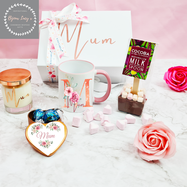 Personalised Mothers Day Gift Set with Mug