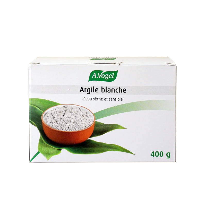 A.Vogel White Clay Dry and Sensitive Skin 400g - Maple House Nutrition Inc.