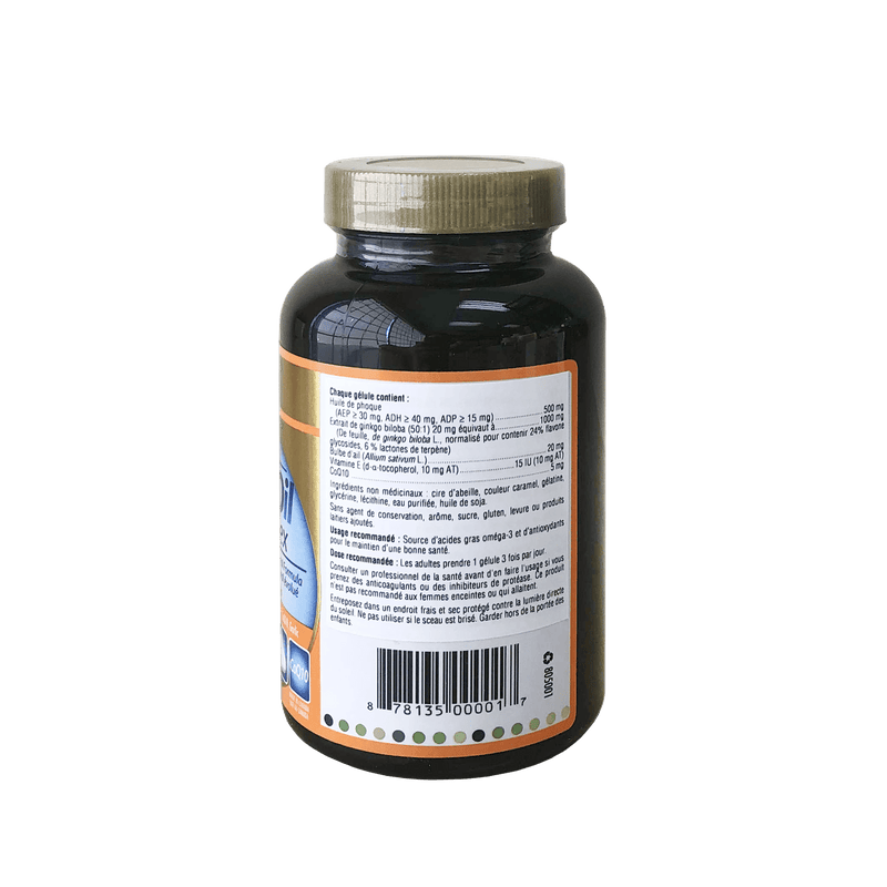 Bill Seal Oil Complex 120 Softgels - Maple House Nutrition Inc.