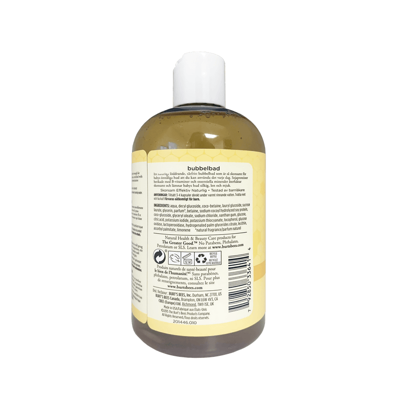 Burt's Bees Baby Bubble Bath 350ml - Maple House Nutrition Inc.