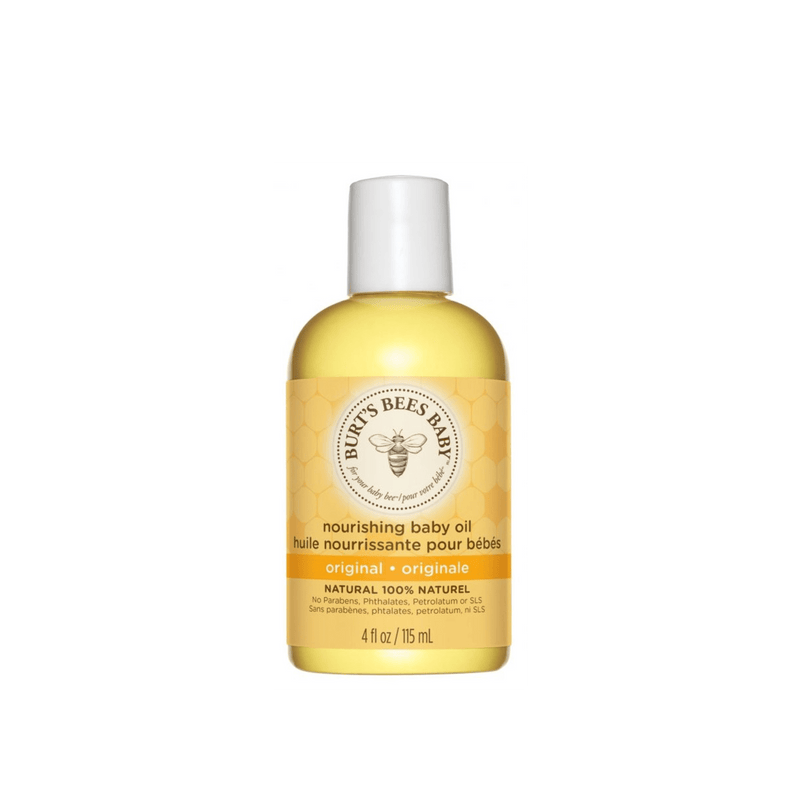 Burt's Bees Nourishing Baby Oil 115ml