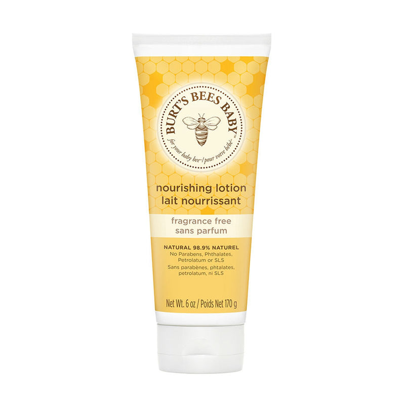 Burt's Bees Nourishing Lotion Fragrance Free 170g - Maple House Nutrition Inc.