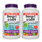 Webber Naturals Omega-3 & CoQ10 with Plant Sterols 200 Softgels 2 Packs - Maple House Nutrition Inc.