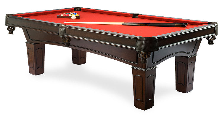 Princeton Billiard Table BilliardTablesca - Imperial shadow pool table
