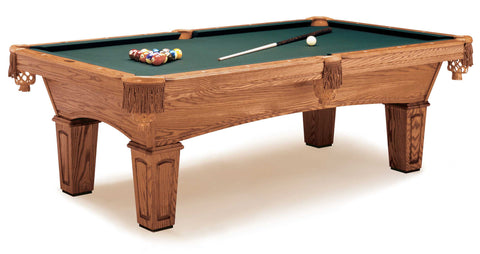 "Olhausen Signature Series ""Augasta"" Billiard Table"