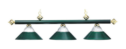 Metal Shades Billiard Light: B48-RIB HG
