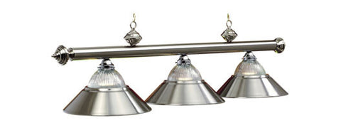 Metal Shades Billiard Light: B48-RIB ST