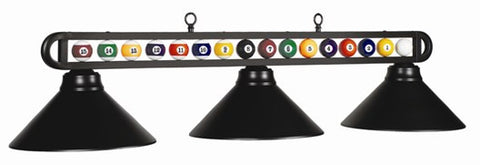 Metal Shades Billiard Light: BB-55 MB/MB