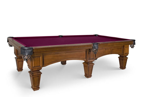 "Olhausen Signature Series ""Belle Maede"" Billiard Table"