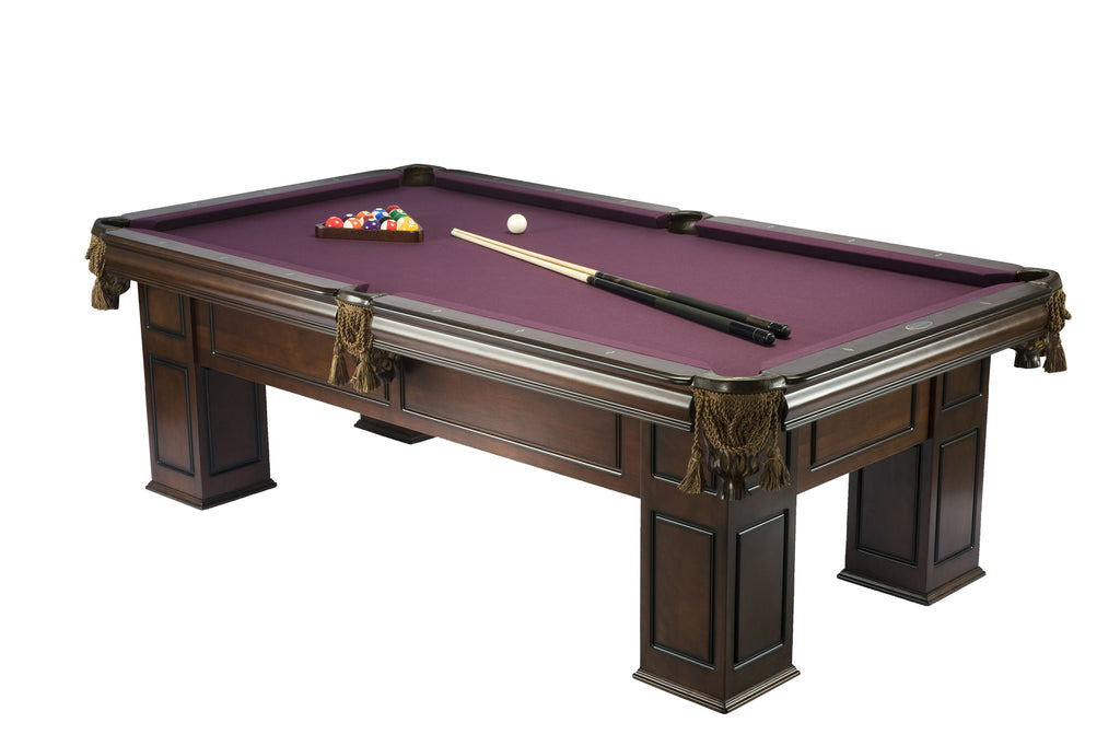 Cambridge Billiard Table BilliardTablesca - Imperial shadow pool table