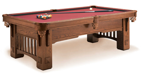 "Olhausen Signature Series ""Coronado"" Billiard Table"