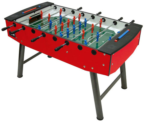 "F.A.S. ""FUN"" Red Foosball table"