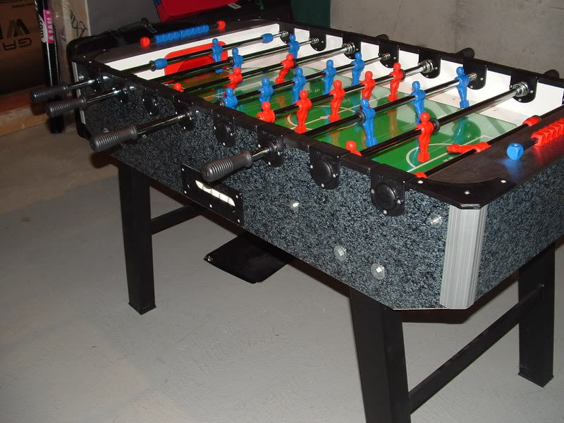FABI Home Foosball Table BilliardTablesca - Italian foosball table