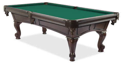 Harvard 8' Billiard Table