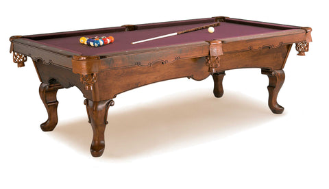 "Olhausen Signature Series ""Lafayette"" Billiard Table"