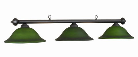 Glass Shades Billiard Light: MAR-B60 GR