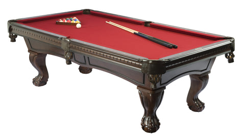 Oxford 8' Billiard Table